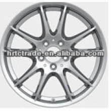 beautiful black replica alloy wheel for VW