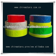 customized color reflective prismatic tape
