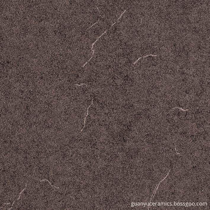 Dark Color Glazed Surface Porcelain Tile