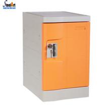 Usine prix casier abs scolaire coloré casier intelligent abs en plastique casier