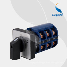 SAIP/SAIPWELL Electrical Mini 4 Position Rotary Switch ,rotary cam switch