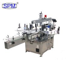 Vertical Automatic Bottle Labeling Machine Label Printer For Glass Ampoule