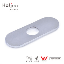 Haijun China Wholesale Bathroom Sink Hole Faucet Cover Deck Plate