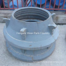 High Manganese and High Quality Crusher Part