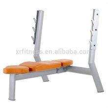 Haute qualité équipement de gymnastique de vente chaude / banc plat