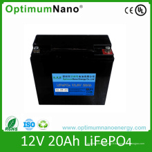 Batterie pour ordinateur portable / UPS LiFePO4 12V 20ah