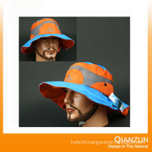 Custom Design Big Brim Fishing Bucket Hat