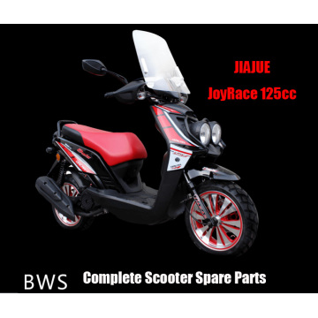 Jiajue BWS125 Scooter Parts Complete Scooter Parts