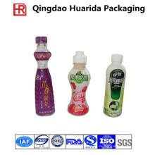Custom Shrink Sleeve Etikett für Flaschen mit Ihrem eigenen Logo