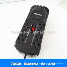 Regulador do relé do AVR tamanho pequeno regulador do estabilizador da tensão do soquete