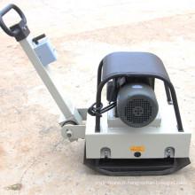 Compacteur à plaque électrique pour compactage routier