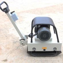 Small road compaction equipment electric plate compactor
