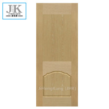 JHK Natural Maple High Quality 12mm Depth MDF Wood Door Skin Design