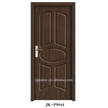 Nova porta pvc de madeira com bom preço