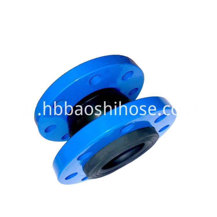 Flanged Flexible Rubber Junction