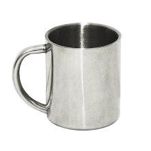 Boa qualidade vendas quentes 304 aço inoxidável café caneca copo com alça