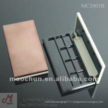 MC2005B Palette d'ouverture / fermeture magnétique de haute qualité Ombre à paupières