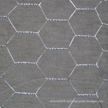 Malla de alambre hexagonal para alambre de pollo