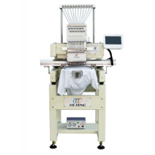 Computerized 1 head domestic embroidery machine for garment