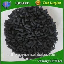carbono activado carbón de antracita con ISO cert y precio competitivo