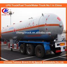 60cbm Propan Tanker Auflieger 59.52cbm LPG Anhänger