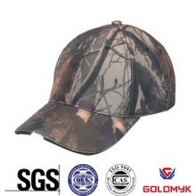 Camouflage LED Hat