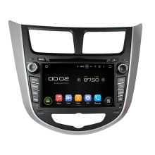 Android 7.1 Hyundai Verna & Accent & Solaris Car Dvd Player