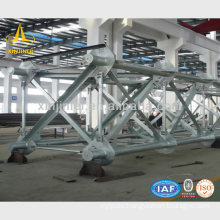 Transmission and Distribution Power Steel Tower