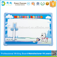 kids erasable magnetic writing board