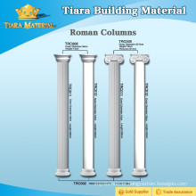 PU roman column for decoration