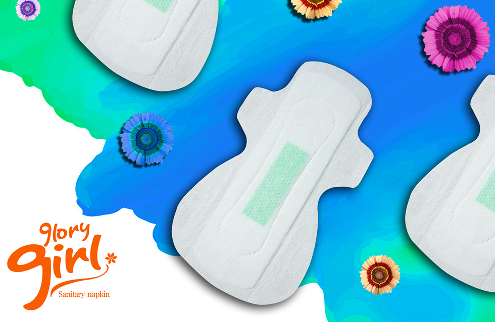 Sanitary Pads With Negative Ions