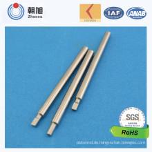 China Fabrik niedriger Preis nicht-Sandard Integral Cosinus Key Shaft