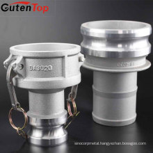 GutenTop Aluminium Camlock Quick Connect Hose Coupling