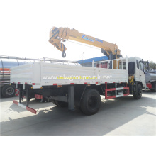 2019 best 5 ton truck mounted crane