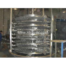 PLG Series Continuous Disc Plate Activited Sludge Dryer