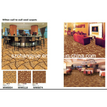 Machine Made Wilton Luxury Living Room Broadloom Carpet
