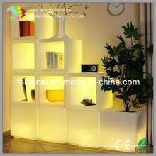 LED Würfel Glühender Stuhl