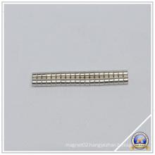 Small Powerful Round Neodymium Magnets