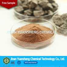 Wood Pulp Concrete Binder of Calcium Lignosulphonate as Dust Suppression