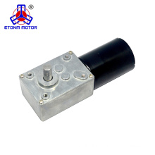 58mm brushless worm gear motor for robot