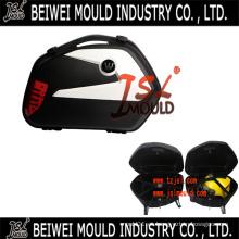 Inyección de China de alta personalización de plástico de la motocicleta lado caja de molde