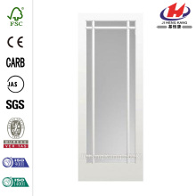 JHK-G33 Automatic Sensor Glass Interior Pivot Sliding Doors
