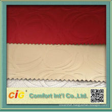 Popular Chinese PU Rexine Fabric For Sofa