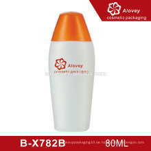 80ml Kosmetikbehälter Großhandel / kosmetische Plastikflasche