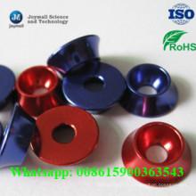 Doublure en anodisation en aluminium personnalisée pour matériel