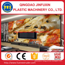 PVC Imitation Marble Board Extruder Machine