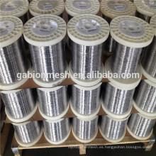 Fábrica caliente de Anping del alambre de acero inoxidable de la venta
