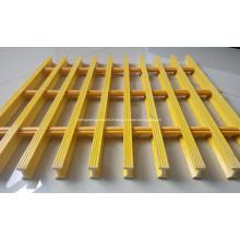 Plateformes en fibre de verre Structures d'accès pour passerelles à caillebotis