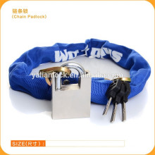 Top Security Bicycle Anti Theft Chain Padlock