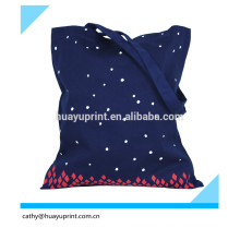 Eco-friendly Germany quality custom fashion cotton bag wholesale/wholesale cotton bag